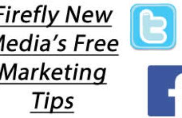 Free Marketing Tips Image