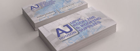 Roofing Supplier - Business Card Printing