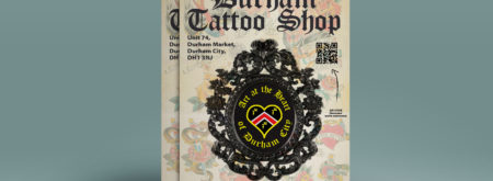 Tattoo Shop - Flyer Design and Printing