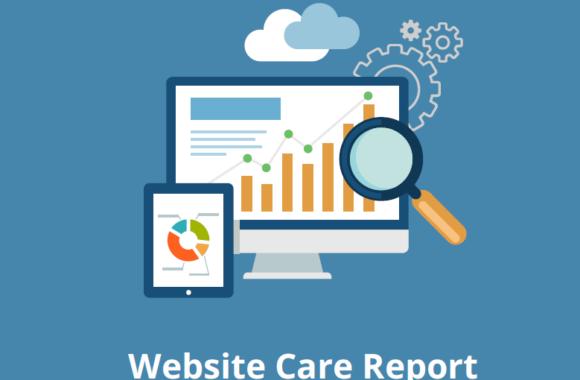 Website Care Report