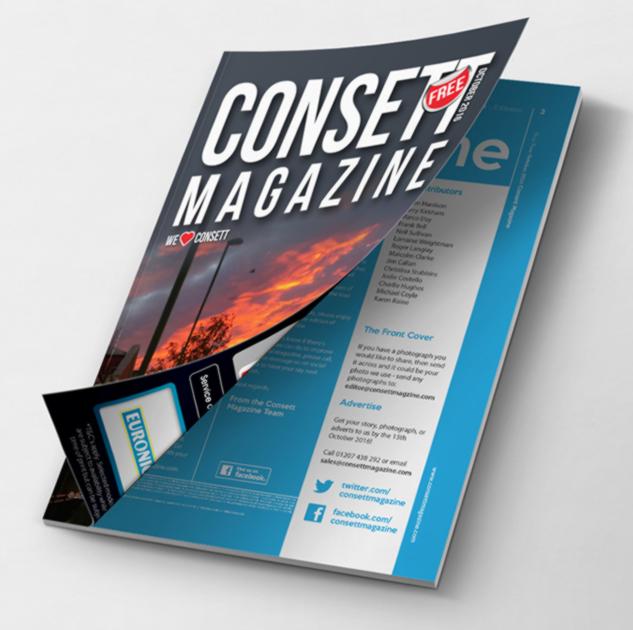 Consett Magazine