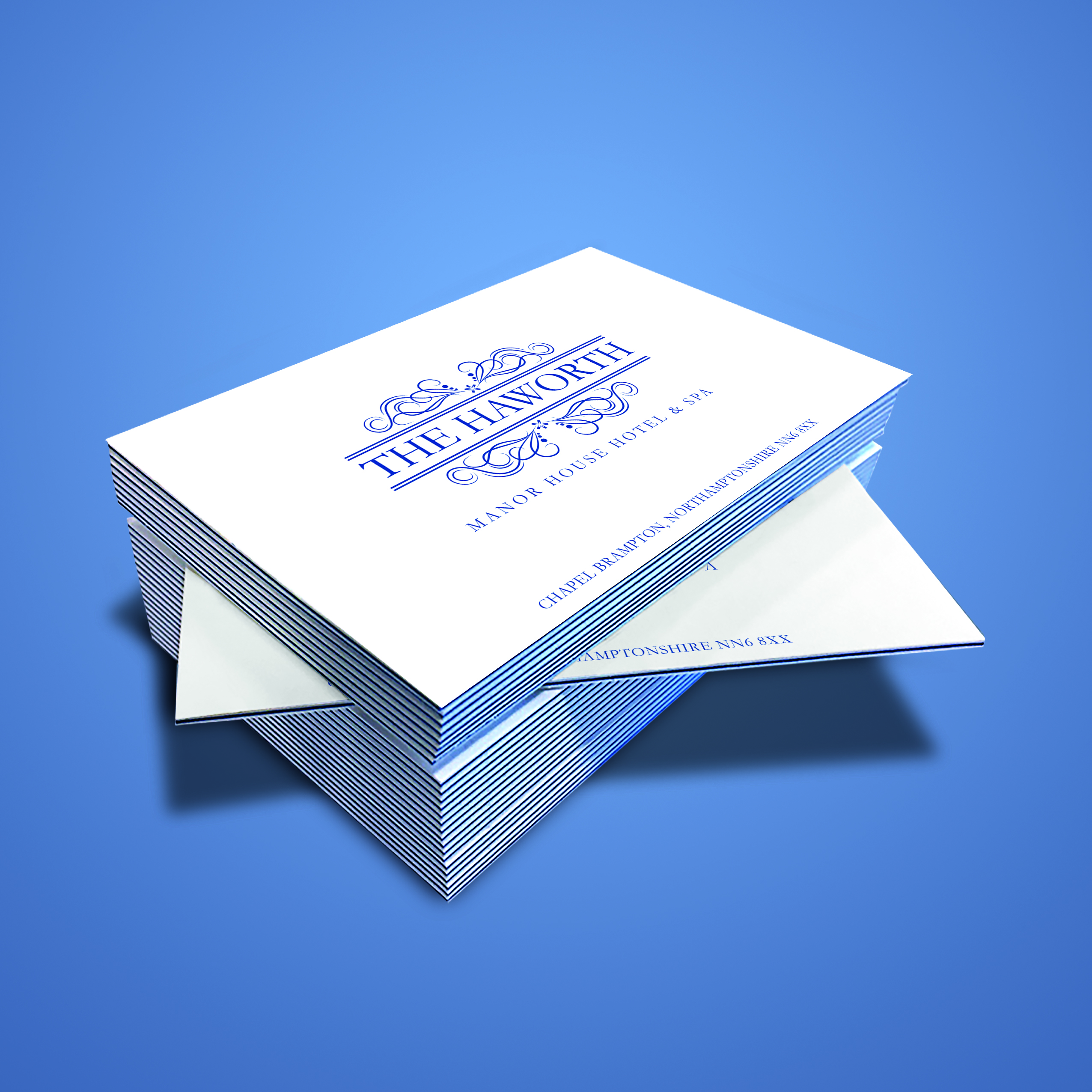 Printing firefly new media amazing business cards reheart Images