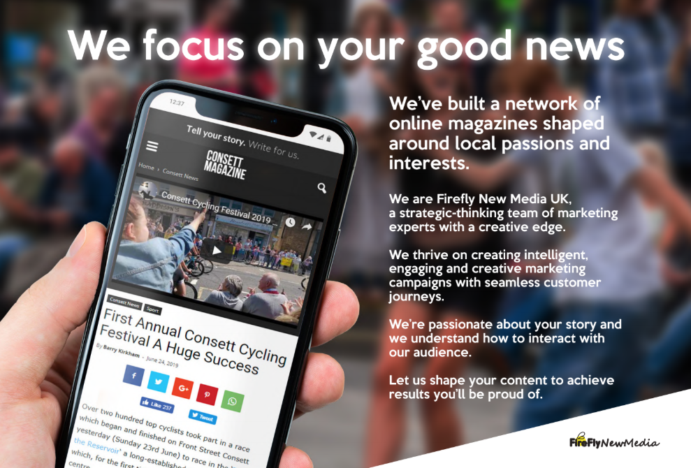 Local Magazines - Firefly New Media UK